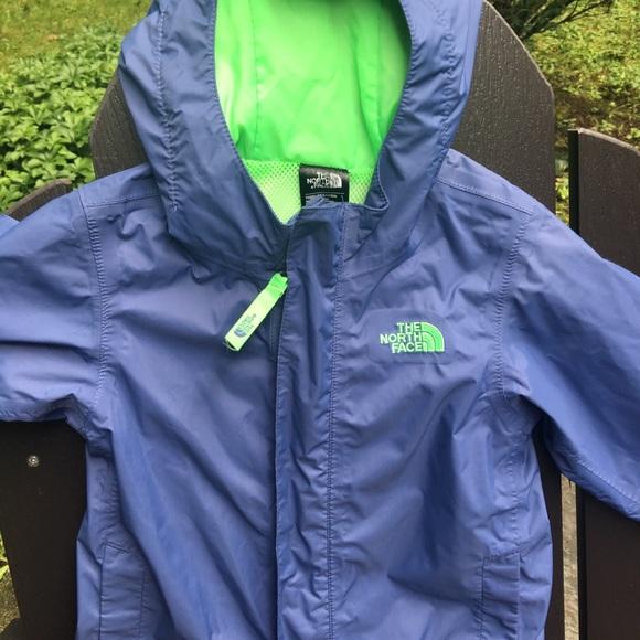 4de776fa5 The North Face Kids DryVent Rain Jacket